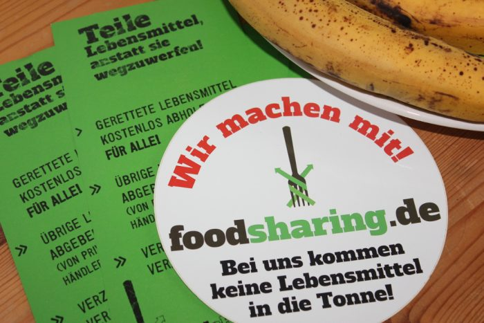 foodsharing.de flyers